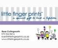 Little Finger Prints