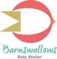 Barn Swallows baby shelter