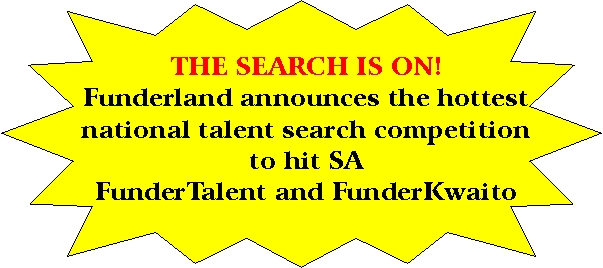 Funderland Talent Search