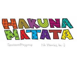 Hakuna Matata Speelskool