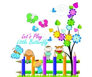Let's Play Little Butterfly