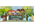 Zoe's House of Education
